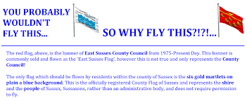 Why Is The Flag Council Flags The Sussex County Flag