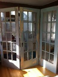 Glass Panel Room Divider Seeing Old French Doors In A Whole New Way Glass Panel Doors Used