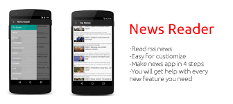 rss reader android buy news reader rss reader news magazine for android
