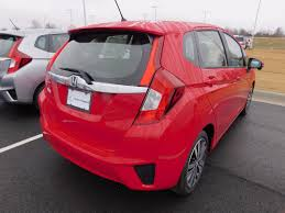 2017 new honda fit ex l cvt at honda of fayetteville serving