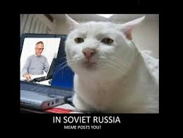 In Russia Memes - russia bans internet memes sluniverse forums