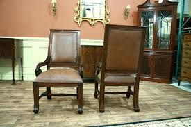 Dining Room Chairs With Casters And Arms Articles With Upholstered Dining Chairs With Casters Tag