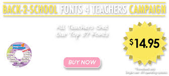 fonts4teachers the best selling fonts just for teachers