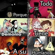 Solo Memes - memes de villainous memes gravity falls and meme