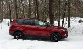 Ford Escape Ecoboost Mpg - review 2017 ford escape titanium 4wd the high price of power