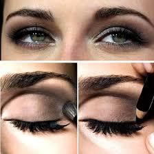 natural makeup tips for brown eyes
