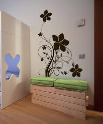 nature wall decals nature stickers for walls stickerbrand vinyl wall decal sticker flower design 1159