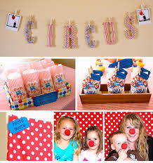 circus party theme for a boy second birthday by caroline armelle
