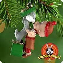 hallmark keepsake miniature ornament bugs bunny and