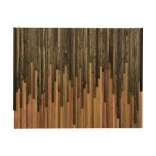 wall wood wall rustic wood sculpture wall installation