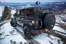 white and black jeep wrangler vilner tuned jeep wrangler unlimited sahara unfinished man
