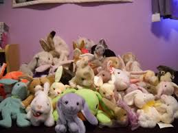 rabbit collection image my stuffed animal rabbits collection by bunny lover14