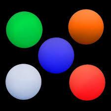 led glow juggling buy light up juggling balls cascade