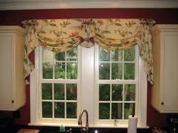 window valance ideas for kitchen kitchen valance ideas hartlanddiner com