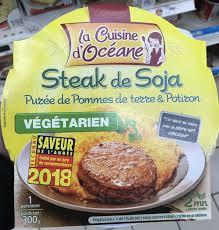 ma cuisine fr steak de soja la cuisine d océane 300 g