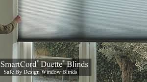smartcord duette blinds youtube