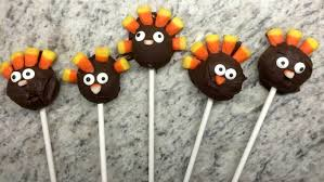 thanksgiving turkey pops oreo cookie balls recipe centsless deals
