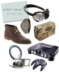 2012 holiday gift guide 3 for the men in your life
