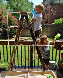 diy fun outdoor plumbing experiment u2013 crumbbums