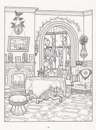coloring pages houses 52 best coloring pages victorian house images on pinterest