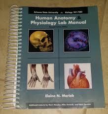 human anatomy u0026 physiology lab manual second custom edition