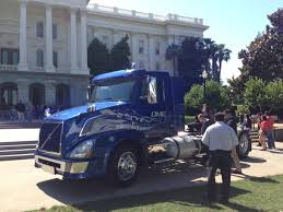 volvo trucks california photo gallery alternative fuels beyond natural gas fleet owner