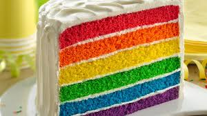 rainbow layer cake recipe bettycrocker