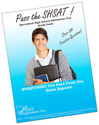 buy pass the shsat specialized high admissions test study