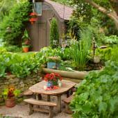Beautiful Backyard Ideas 35 Beautiful Backyards Midwest Living