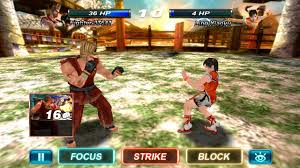 tekken for android apk free collect cards and kick in tekken card tournament from midnight