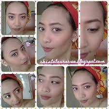 shinta laura dewani u0027s room fotd today super minimalist makeup