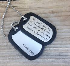 personalized dog tag necklace sted dog tag necklace personalized gift i ll hold