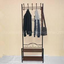 china living room furniture metal bag clothes garment coat hanger