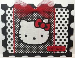 Hello Kitty Invitation Cards Hello Kitty Printable Invitation Template