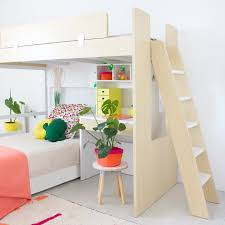 Study Bunk Bed Bjorn Study Bunk Bed For Clever Monkey