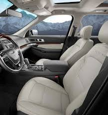 ford galaxy interior 2018 ford explorer suv features ford com