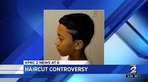 texas sixth grader told to fix his hair or face suspension