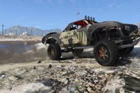 trophy truck woodland camo monster livery gta5 mods