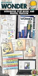 group pattern language project wonder by r j palacio novel study writing activity poster group