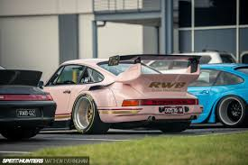 rwb porsche 2017 meet the family rwb au nz