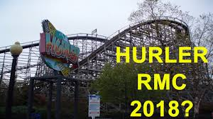 dominion kings dominion rmc hurler coming in 2018 youtube