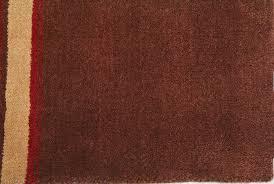 Modern Tibetan Rugs Contemporary Modern Brown Tibetan Rug Indo Nepali Rug 60 Knots