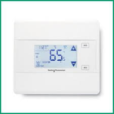 radio thermostat z wave communicating touch screen thermostat