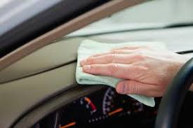 home products to clean car interior car detailing products