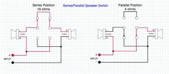 speaker wiring with an impedance switch gearslutz pro audio
