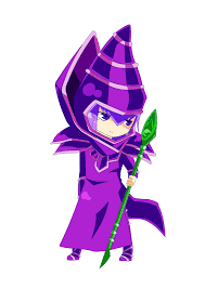 chibi dark magician by animeuploaderking on deviantart
