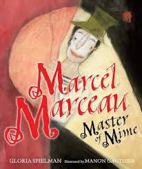 marcel marceau master of mime kar ben biographies gloria