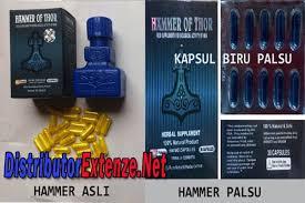ciri hammer of thor asli italy jual obat hammer of thor asli di