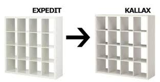 libreria expedit alternativas expedit ikea librer祗a y estanter祗a kallax y norn磴s