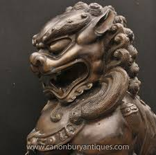 foo lion statue foo dog statue tips shishi statue foo dogs lions mascot